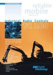 TC200 Brochure - Laird Technologies