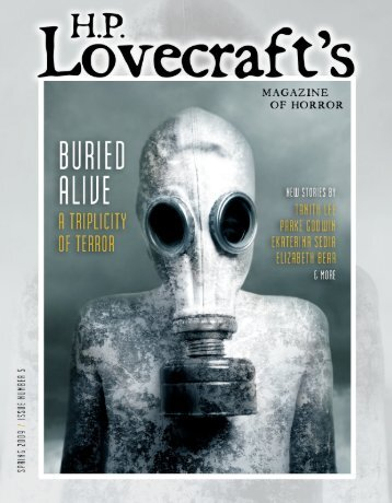 HP Lovecraft's Magazine of Horror - Weird Tales