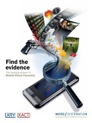 Find the evidence - Pyramid Cyber Security & Forensic