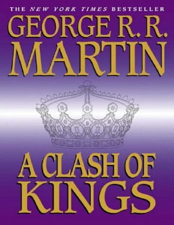 II. A Clash of Kings.docx - Weebly