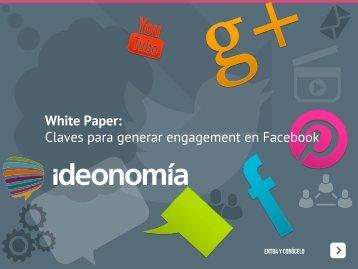 White Paper: Claves para generar engagement en Facebook