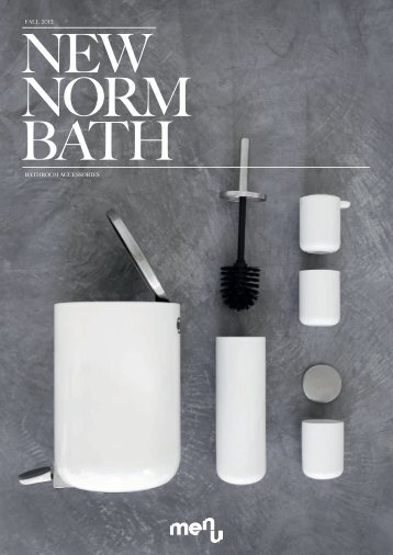BATHROOM ACCESSORIES FALL 2012 - Maukner