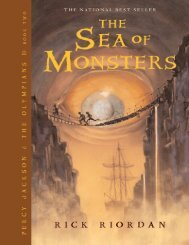 Percy Jackson 2 - The Sea of Monsters - yolo so read books