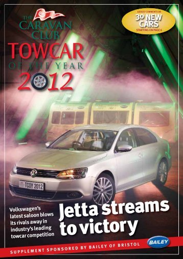 Jetta streams to victory - The Caravan Club