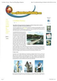 Cod Bless Norway - Planet Sea Fishing Digital Magazine - Din Tur AS