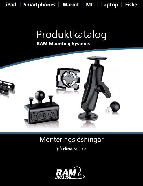 RAM Nordic produktkatalog - KiwiTOOLS