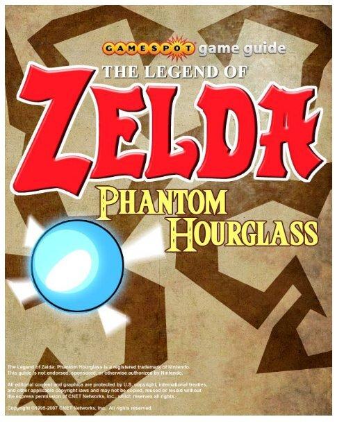 Descargar The Legend of Zelda Phantom Hourglass en español para ...