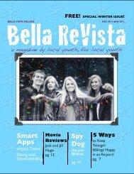 Dec 2011/Jan 2012 - Bellarevista.com