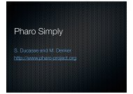 Pharo Simply - RMoD - Inria