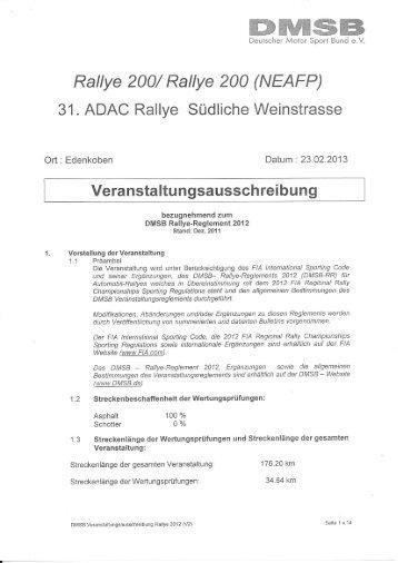 Download - Rallye Südliche Weinstrasse