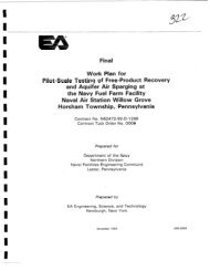 EA ENGINEERING:Report:Final Workplan for Pilot-scale - Horsham ...