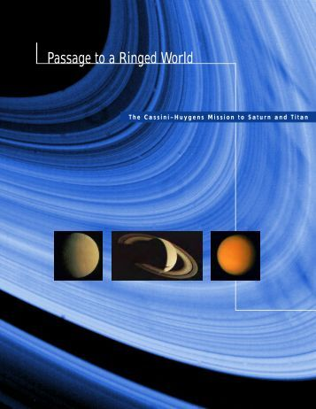 Passage to a Ringed World - NASA's History Office