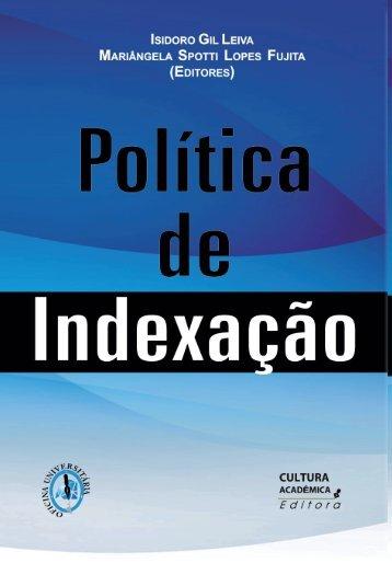 politica de indexação.indd - Faculdade de Filosofia e Ciências ...