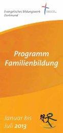 Kursprogramm 1-2013 - fachbereichbildung.de