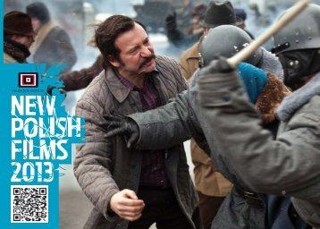 NEW POLISH FILMS 2013