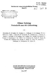 Band 81 ^ ßfc/fl Hilmar Zetinigg Festschrift zum 60. Geburtstag