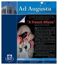 Ad Augusta September 2011 - Takapuna Grammar School