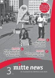 Mitte-News von Novmeber 2012 PDF-Dokument ca - CVJM-Missio ...