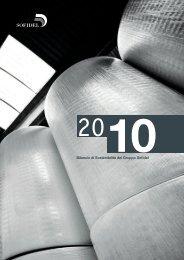 10 Bilancio di Sostenibilità del Gruppo Sofidel - Global Compact ...