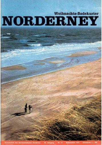 wbk-1974.pdf (8,5 MB) - Chronik der Insel Norderney