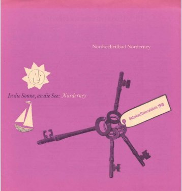 ggv-1958.pdf (2,3 MB) - Chronik der Insel Norderney
