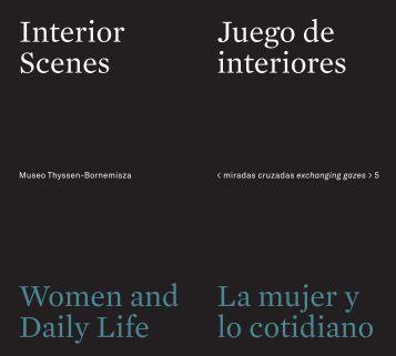 Interior Scenes Women and Daily Life Juego de interiores La mujer y lo cotidiano