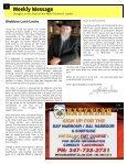 Bulletin10.16.2010 - Lech Lecha.pub - Page 2