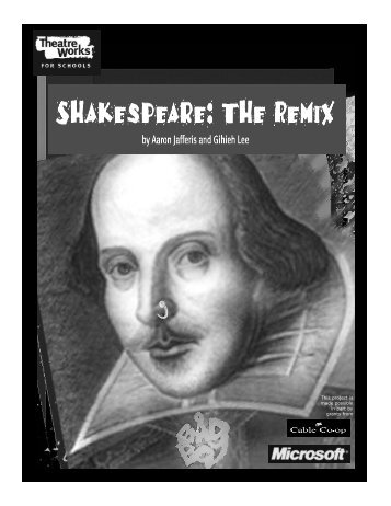 Shakespeare: The Remix Study Guide - Aaron Jafferis