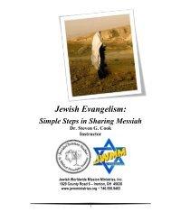 Jewish Evangelism