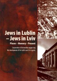 The Jews in Lublin - Biblioteka Multimedialna Teatrnn.pl - Brama ...