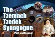 Tzemach Tzedek Synagogue - Past & Present - Baltimore Jewish Life