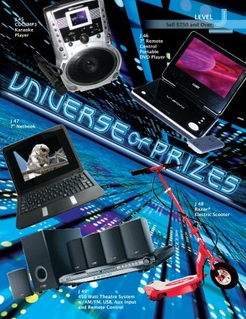 Universe of Prizes - The Foland Group