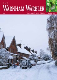 February 2013 70p - Warnham Parish Council