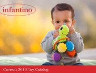 View Our 2013 Full Line Catalog - Infantino