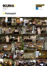 Pioniergeist - Talus Informatik AG