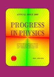 17.3Mb PDF - Progress in Physics