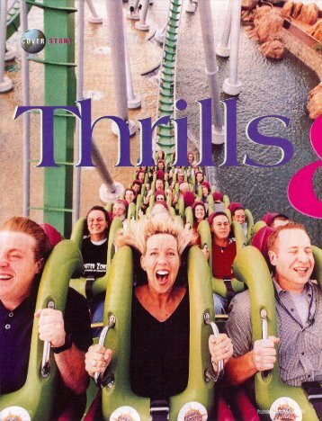 Thrills & Chills: The designers behind roller coasters - Ericminton.com