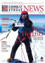Spring 2013 - Combat Stress