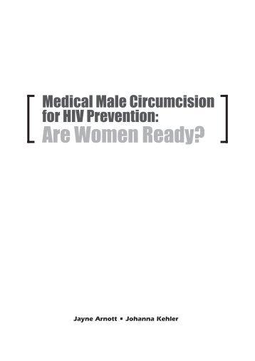Medical Male Circumcision for HIV Prevention: Are Women ... - AVAC