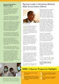 Nyanza Update: Quarterly provincial newsletter on the voluntary ... - Page 2
