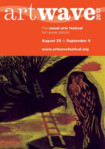 Artwave 2012 brochure
