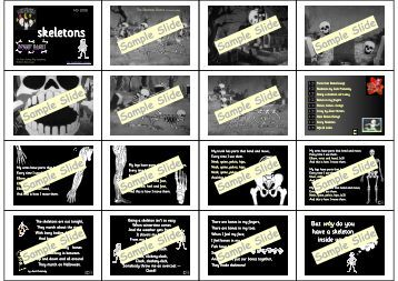 skeletons - KS1 Resources