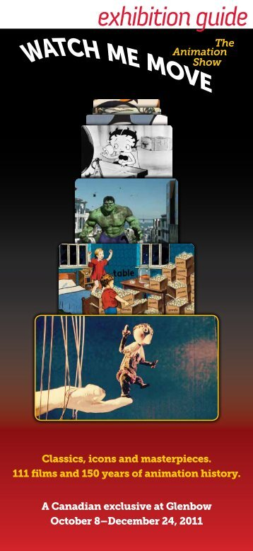 WMM020 EXHIBITION GUIDE D6.indd - Glenbow Museum