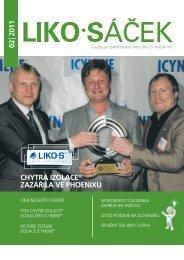 02 2011 CHYTRÁ IZOLACE® ZAZÁŘILA VE PHOENIXU - LIKO-S, a.s.