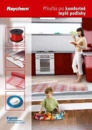 Příručka pro komfortně teplé podlahy - Elektrické podlahové topení