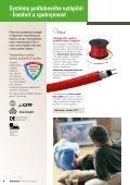 Příručka pro komfortně teplé podlahy - Elektrické podlahové topení - Page 6