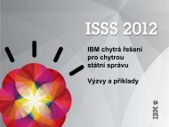 Prezentace aplikace PowerPoint - ISSS