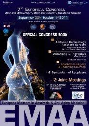 OFFICIAL CONGRESS BOOK - EuroMediCom