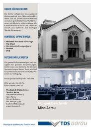 Prospekt Mino Aarau (PDF) - Theologisch-Diakonisches Seminar ...