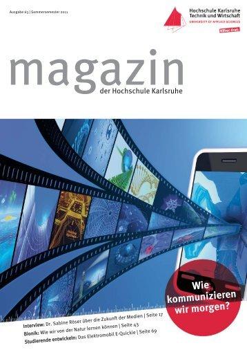 m/w - Hochschule Karlsruhe – Technik und Wirtschaft